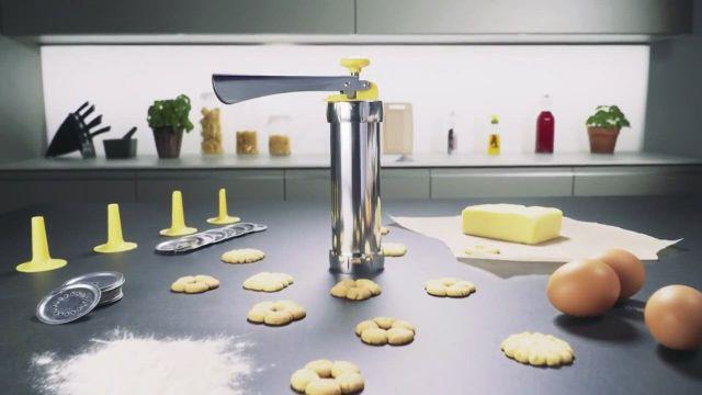 Biscuit Cookie Press Machine Maker