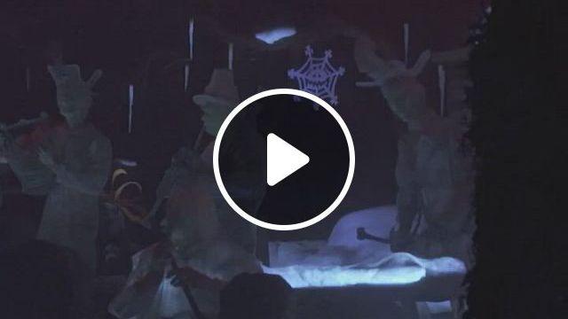 Haunted Mansion Overlay - Video & GIFs   disney fun facts, disney world halloween, disney characters , disneyland orlando, disneyland world, disney world rides, disneyland paris, disney love, disney magic, disney pixar, walt disney