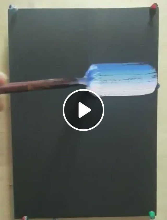 Gorgeous Landscape Oil Painting - Video & GIFs | painting, diy art painting, art drawings simple