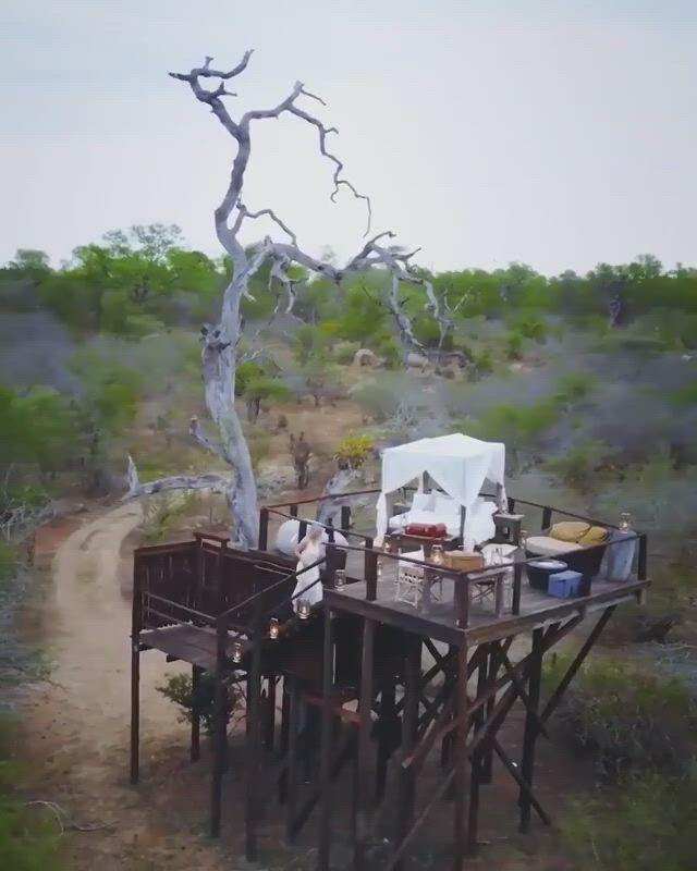 Enjoying the end of a safari day, south africa - Video & GIFs   travel tours,travel essentials,travel destinations,nature activities,outdoor furniture sets,outdoor decor,nature quotes
