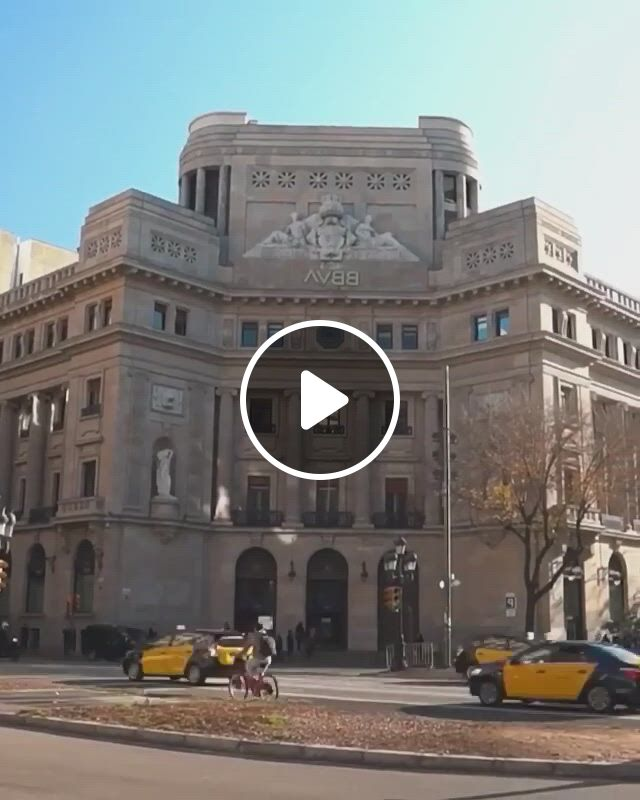 Hyperlapse Of Barcelona - Video & GIFs | travel tours, beautiful places to travel, travel, amazing destinations, travel destinations, barcelona tours, mumbai city, nature activities