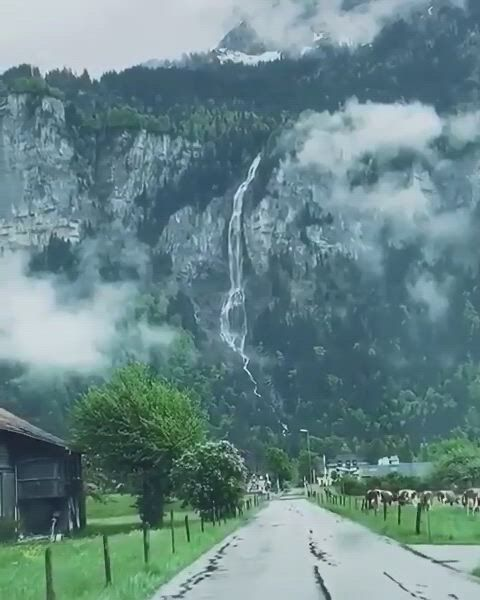 The direct route to heaven - Video & GIFs | beautiful places to travel,amazing nature,wonderful places,cool places to visit,beautiful landscapes,places to go
