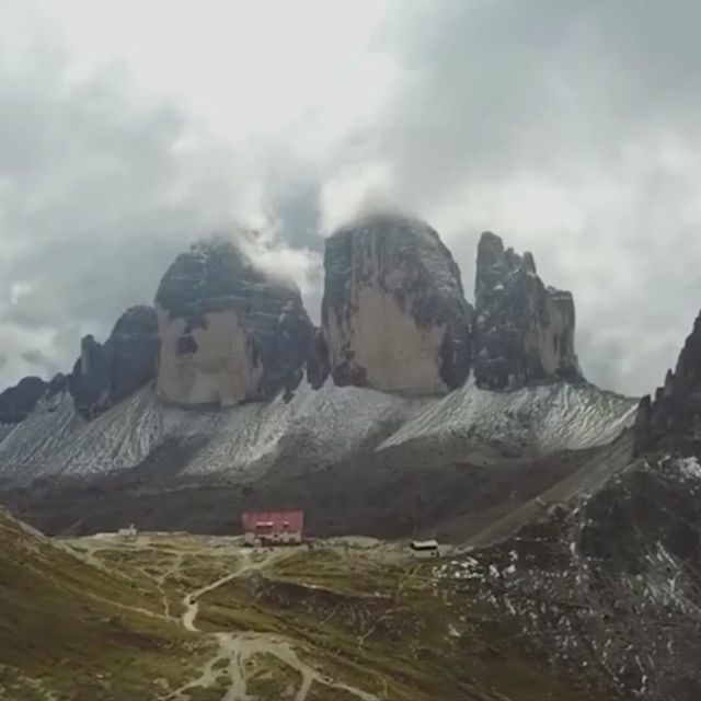 The magnificent dolomites, italy - Video & GIFs | beautiful nature scenes,italy tours,best cities,beautiful castles,beautiful places,amazing nature,places around the world,around the worlds,great places,places to visit