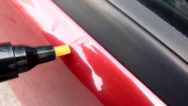 Fix It Pro Clear Car Scratch Repair Remover Pen Review