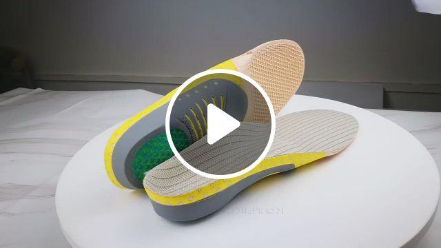 Medical Orthopedic Insoles - Video & GIFs | medical, stuff to buy, orthopedics