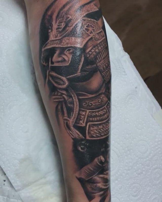Blackwork tattoo in arm - Video & GIFs | australian tattoo,tattoo artists,tattoos
