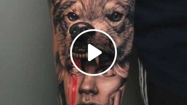 Realism Tattoo In Arm - Video & GIFs | australian tattoo, tattoo artists, artist, life tattoos, all tattoos, tattoo videos, professional tattoo, realism tattoo, black and grey tattoos, woman face, tattoo studio