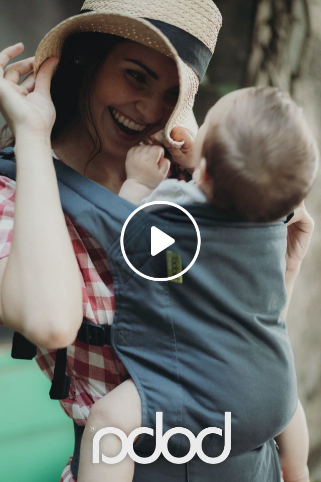 Freedom Together With The Classic Boba 4gs Carrier - Video & GIFs | american baby doll, baby supplies, boba baby carrier, easy halloween crafts, baby registry, cool baby stuff, baby toys, baby shower gifts, babe