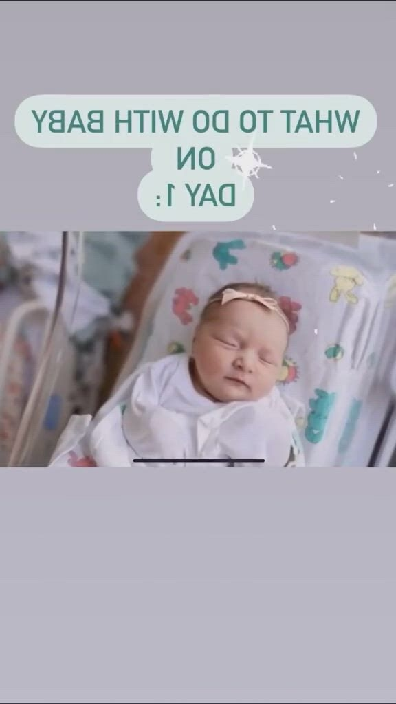 What to do with baby on day one - Video & GIFs | toddler sleep help,toddler sleep,baby sleep,cute baby ,sleep help,pediatrics,cute babies,my books