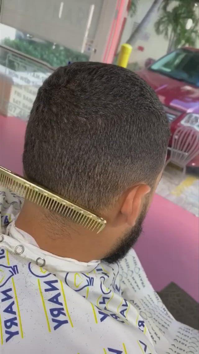Cortr de cabelo masculino