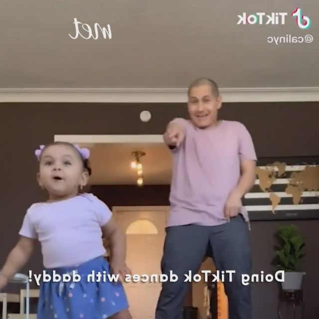 Dances with daddy