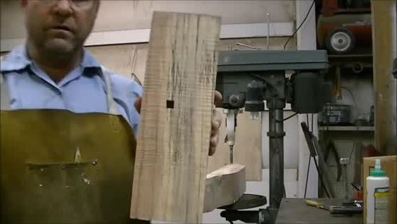 Woodworking Square Auger Mortising Chisel Drill - Video & GIFs   woodworking square,woodworking,drill