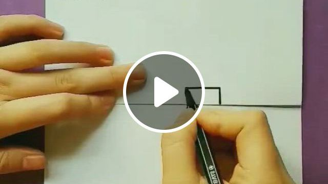 Cute Draw A Surprise - Video & GIFs   paper crafts diy tutorials, paper crafts diy kids, paper crafts diy, diy crafts hacks, diy crafts for gifts, diy home crafts, diy arts and crafts, card crafts, cool paper crafts, paper crafts origami, fun crafts, paper crafting
