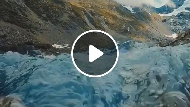 The Blue - Video & GIFs | beautiful places nature, beautiful nature scenes, amazing places on earth, beautiful places, quran quotes inspirational, aesthetic movies, water colors, mother earth