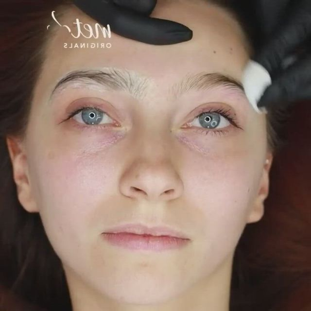 Perfect Microblading Process - Video & GIFs   make up art,how to make,micro blading,bold eyebrows,makeup tips for older women,thin hair cuts,beauty makeover,massage tips,microblading eyebrows