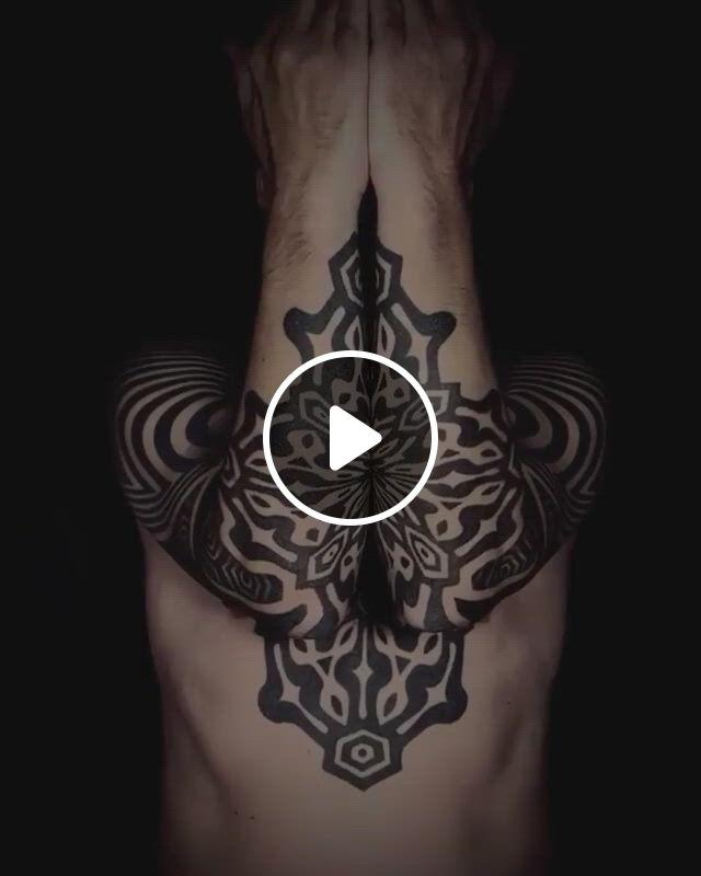 Mann brust tattoo 50 einfache