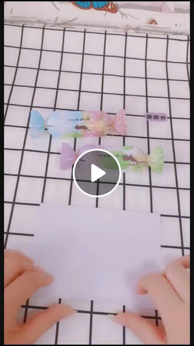 Beautiful Gift Box - Video & GIFs   paper decorations diy, origami crafts, paper crafts, diy crafts hacks, diy home crafts, holiday crafts, bullet journal art, beautiful gift boxes, paper decorations, diy gifts, origami, projects to try