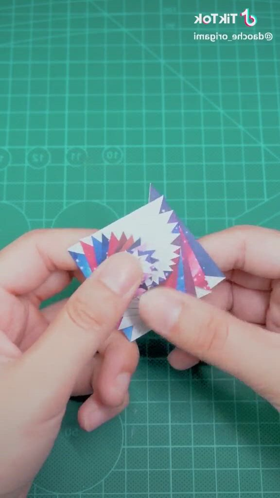 How to make a magic square paper