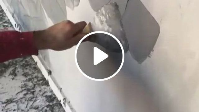 Italian Decorative Application - Video & GIFs   house ceiling design, home room design, woodworking projects diy, wall design, home interior design, concrete tools, garden deco, home look, house rooms