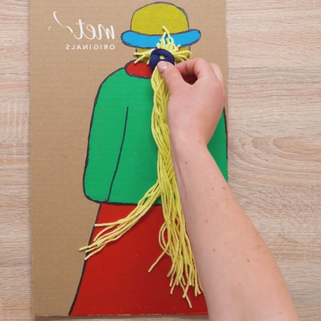 Interesting arts and crafts diy to do with your kids