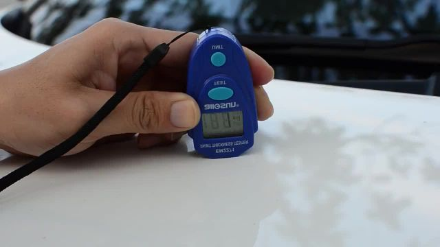 Digital Mini Thickness Paint Tester Car - Video & GIFs | car gauges,car starter,buy electronics,car rear view mirror,button cell,battery sizes,car holder,car covers,bicycle accessories