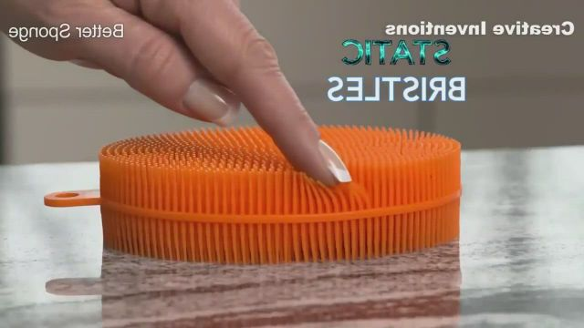 Multifunction Silicone Washing Sponge
