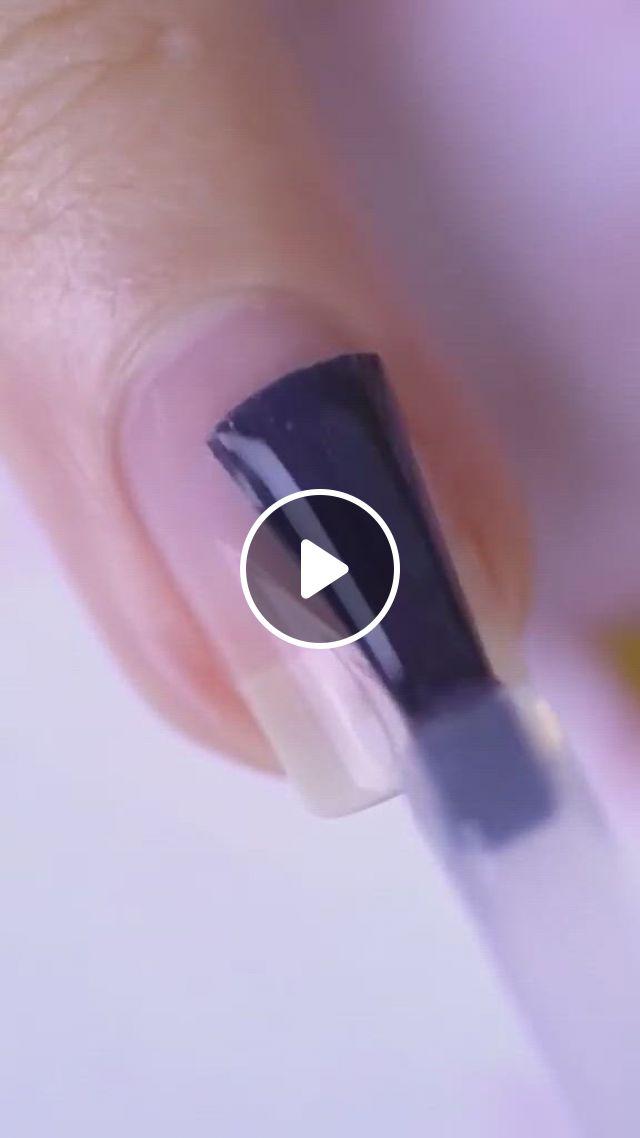 100 EASY Nail Ideas HUGE Nail Art Compilation - Video & GIFs   nails, nail art, nail art designs, nail polish dupes, nail polish storage, cute short nails, cute nails, toe nail art, easy nail art, nail designs, best acrylic nails