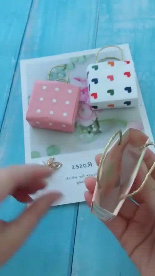 Como hacer un Bolso de papel