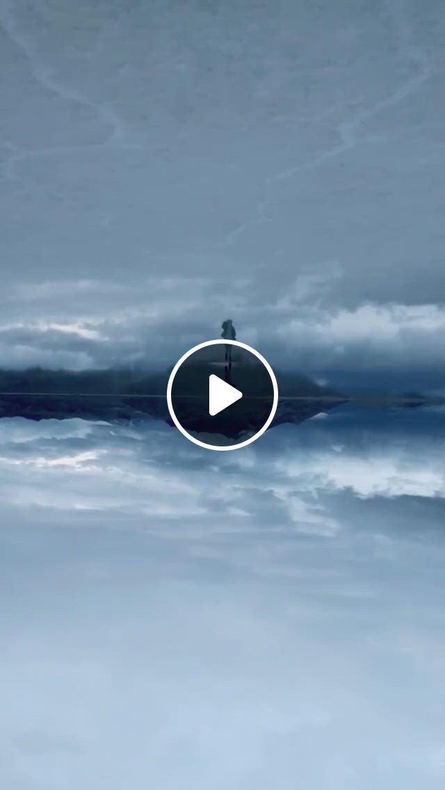 Mirror - Video & GIFs   beautiful nature, nature travel, optical illusions, around the worlds, waves, landscape, mirror, amazing, outdoor