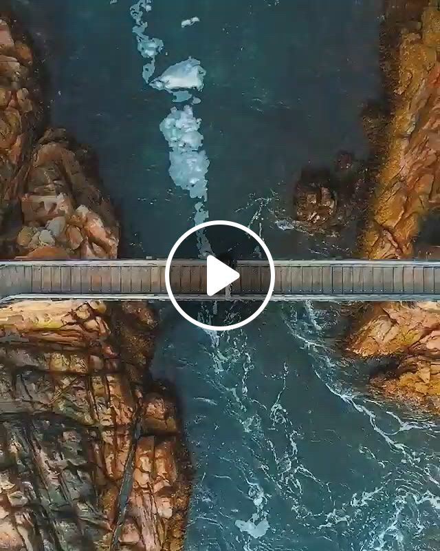 Canal Rocks, Western Australia - Video & GIFs   outdoor, western australia, outdoor decor, flower pots, westerns, handsome, earth, amazing, water