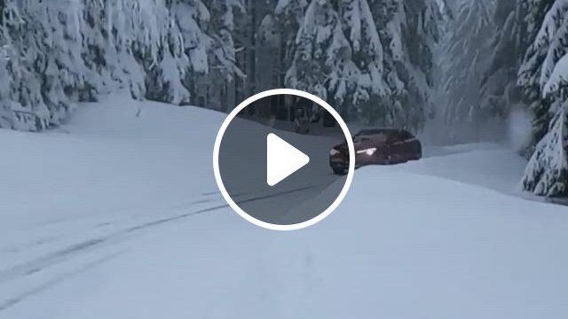 Alfa Romeo Snow Drive - Video & GIFs | alfa romeo, mid size suv, amazing cars, alfa romeo quadrifoglio, girl gang aesthetic, snow gif, car care tips, love car, custom trucks, dodge charger