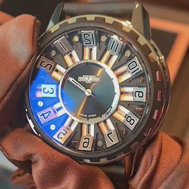 Dewitt academia slide watch men's luxury watches - Video & GIFs   stylish watches men,luxury watches for men,watches for men,fancy watches,stylish watches,cool watches,expensive watches for men,tourbillon watch,skeleton watches,amazing watches