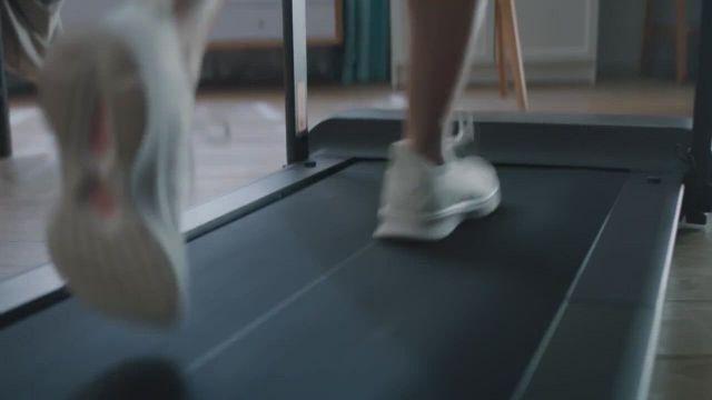 2in1 Foldable Treadmill