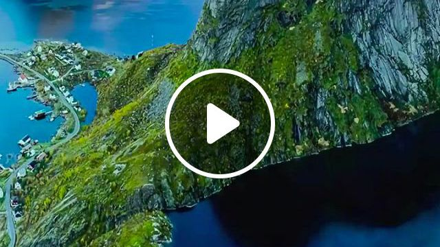 Aerial Photography - Video & GIFs | beautiful places nature, beautiful scenery nature, beautiful nature scenes, what a beautiful world, beautiful places to travel, amazing nature, beautiful landscapes
