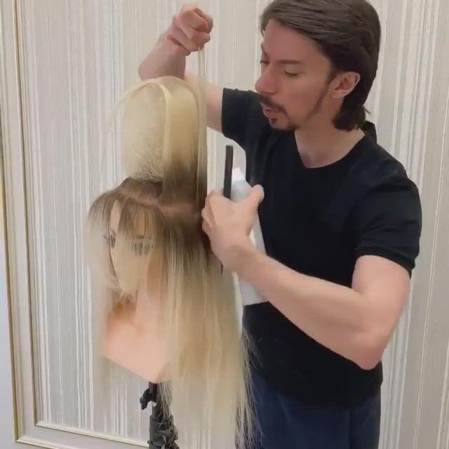 Cute wedding bun hairstyles