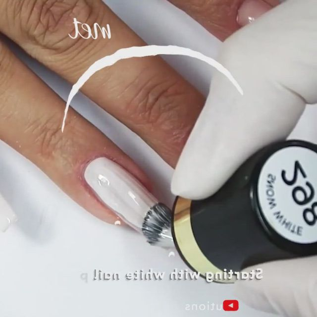 Icon nail art - Video & GIFs | disenos de unas simples,consejos de belleza caseros,disenos para unas,revolutions,jelsa,dead skin,cute hairstyles,purple,pink,hair style,glow,nail art