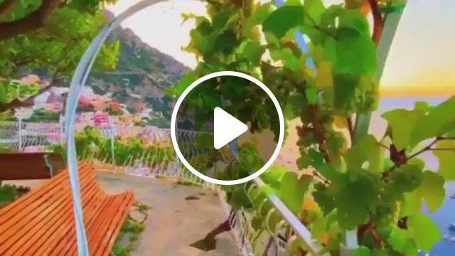 Positano - Video & GIFs | beautiful places nature, beautiful places, scenery
