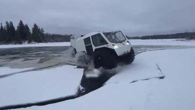 The Ultimate All Terrain Vehicle, - Video & GIFs   all terrain vehicles,terrain vehicle,vehicles,crazy funny,crazy jokes,snow level,mercury outboard,woodworking projects that sell