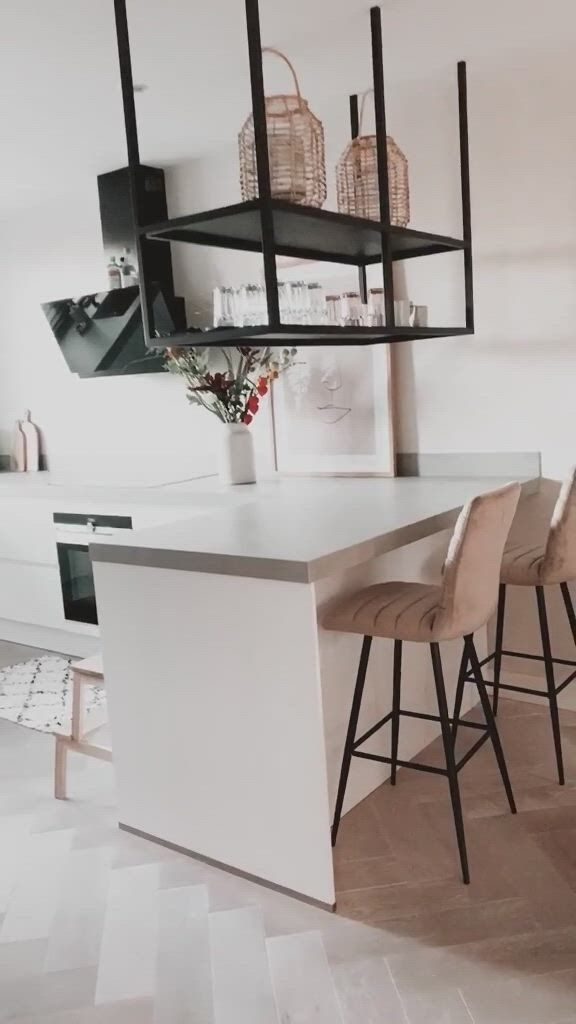 Beautiful scandinavian kitchen style - Video & GIFs | home decor boxes,home decor styles,home decor tips,tree house decor,diy home decor,room decor,scandinavian kitchen,scandinavian interior,my living room,living room furniture,interior design