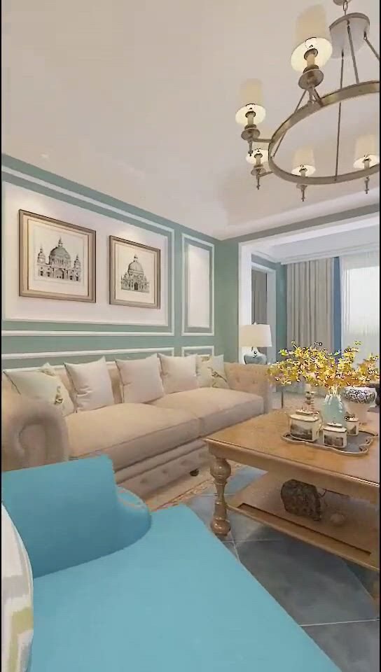 Overall Decoration Style