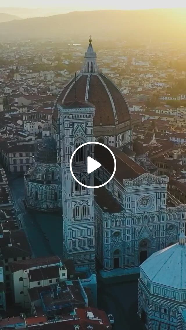 Beautiful Church - Video & GIFs | travel , florence, taj mahal, places to visit, building, beautiful, buildings, florence italy, construction
