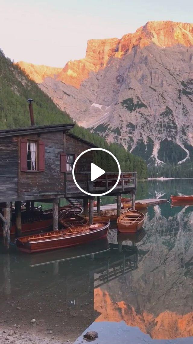 Mountains - Video & GIFs | nature, natural landmarks, smart home design, mount rainier, house design, mountains, travel, naturaleza