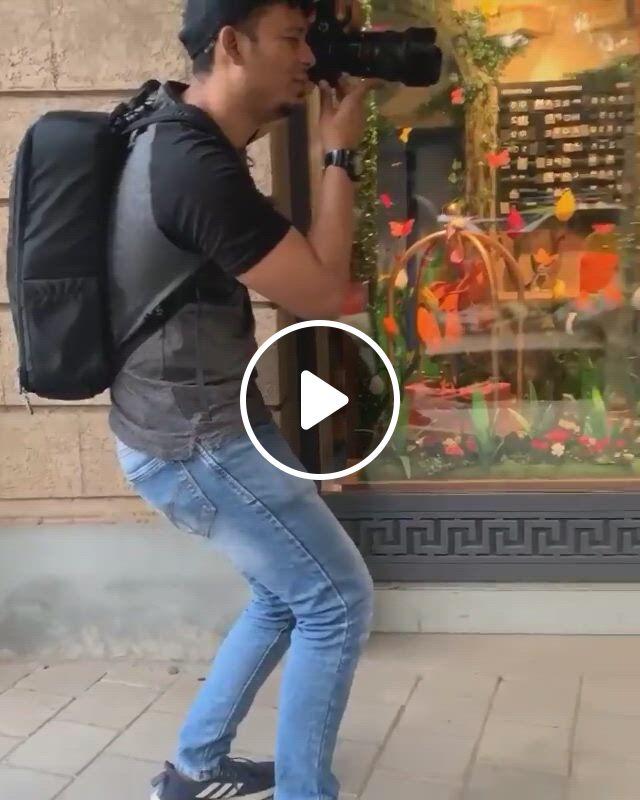 Portre Photography Idea, Street Photography - Video & GIFs | fashion