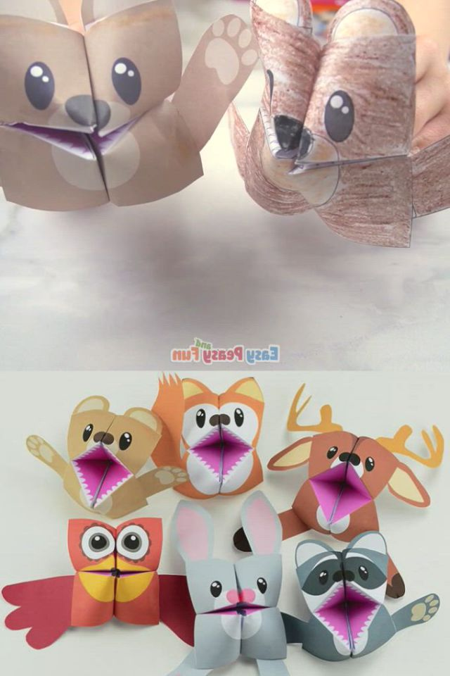Teddy bear cootie catcher origami for kids - Video & GIFs   paper crafts diy kids,paper crafts,halloween diy crafts,halloween arts and crafts,halloween crafts for toddlers,christmas crafts for adults,diy halloween decorations,toddler crafts,preschool crafts,diy crafts for kids,fall crafts,art for kids