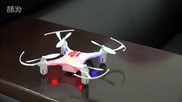 JJRC Mini Drone Headless Mode
