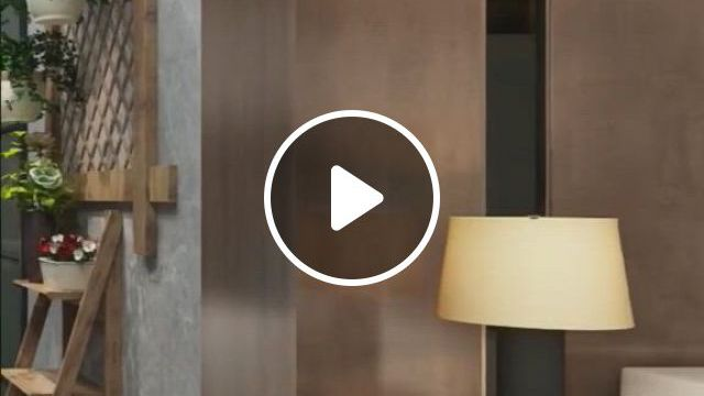 Home Decoration Style - Video & GIFs | home decor, decor, home, room, room divider, decor styles, furniture