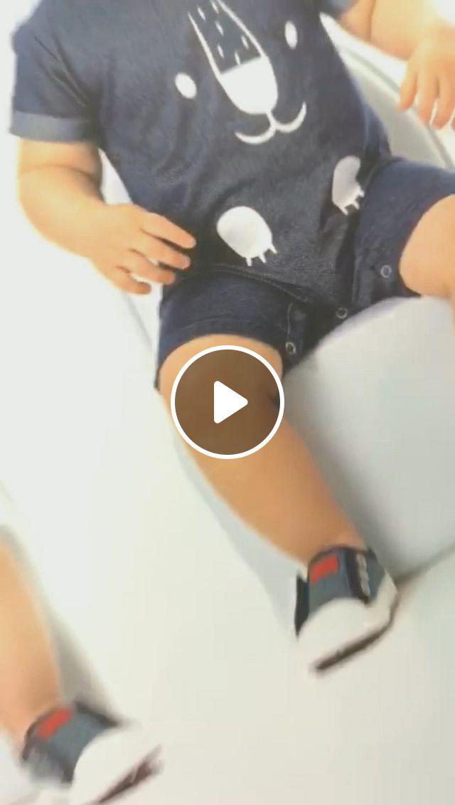 Roupas De Verao Para Bebe Em Cotton Jeans - Video & GIFs | roupas de verao para bebe, roupas infantil, roupa de verao, look, rompers, jeans, dresses, fashion, baby boy summer clothes, kid outfits, outfit store, summer outfit