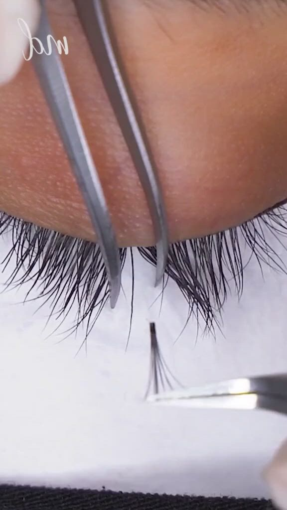 Eyelash extension - Video & GIFs | makeup artist tips,eyelash extensions,loreal makeup foundation,makeup vs no makeup,makeup set,sephora makeup,makeup tips,makeup looks,cheap makeup,makeup brands,makeup products,beauty products