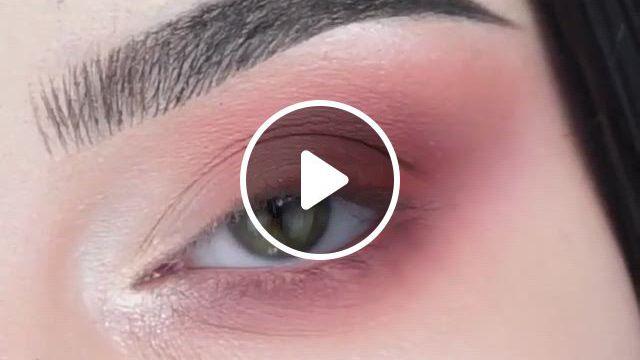 Winged Liner Look - Video & GIFs | makeup eyeliner, hooded eye makeup, eyeliner for hooded eyes, makeup eyes, hair makeup, hair color purple, brown hair colors, how to do makeup, dramatic look, winged liner