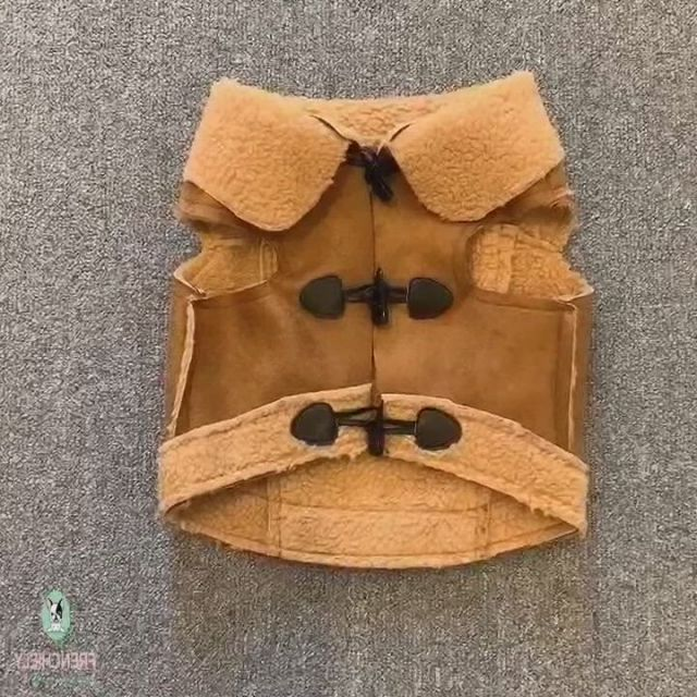 Frenchie Bully Dog Jacket Coat - Video & GIFs | bulldog clothes,dog costumes funny,bully dog,french bulldog clothes,diy dog costumes,dog raincoat,dog jacket,dog sweaters,medium dogs,pug love,more cute